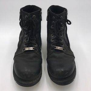Harley-Davidson Leather Branden Boots • 11.5